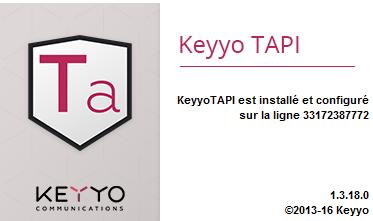 Keyyo_TAPI